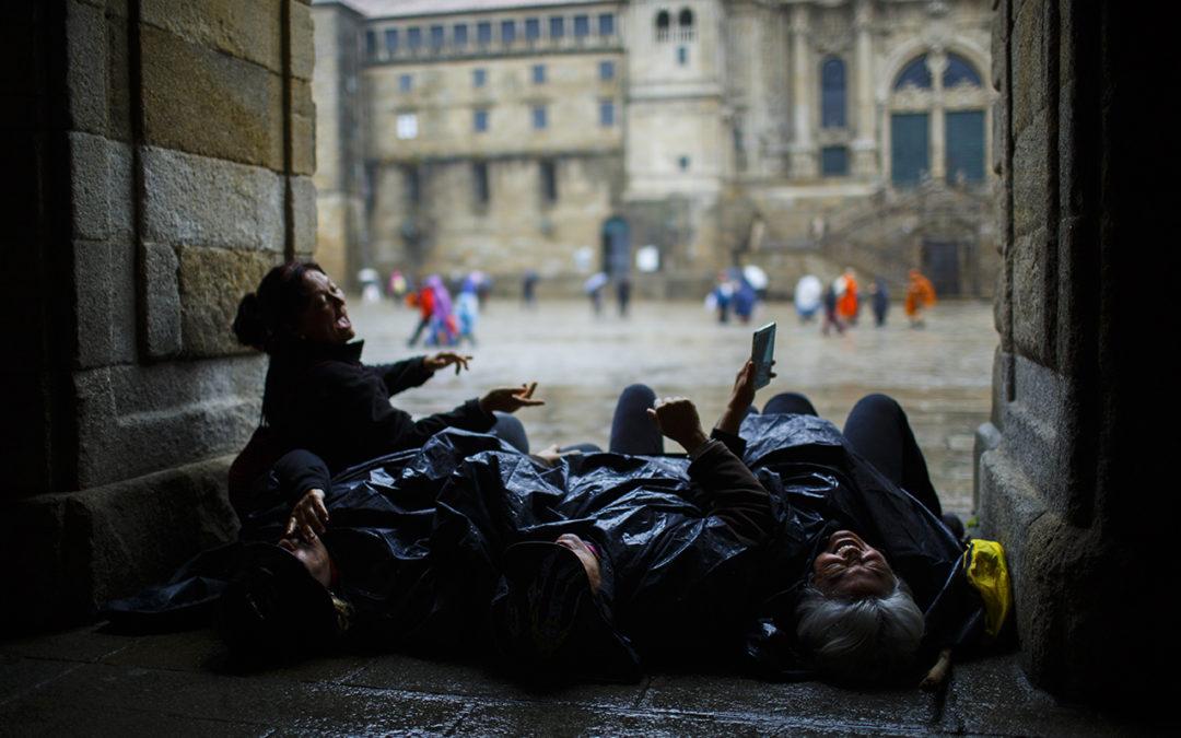Vinte obras, premiadas no certame fotográfico sobre o Camiño que completa a programación de Compostela Photo
